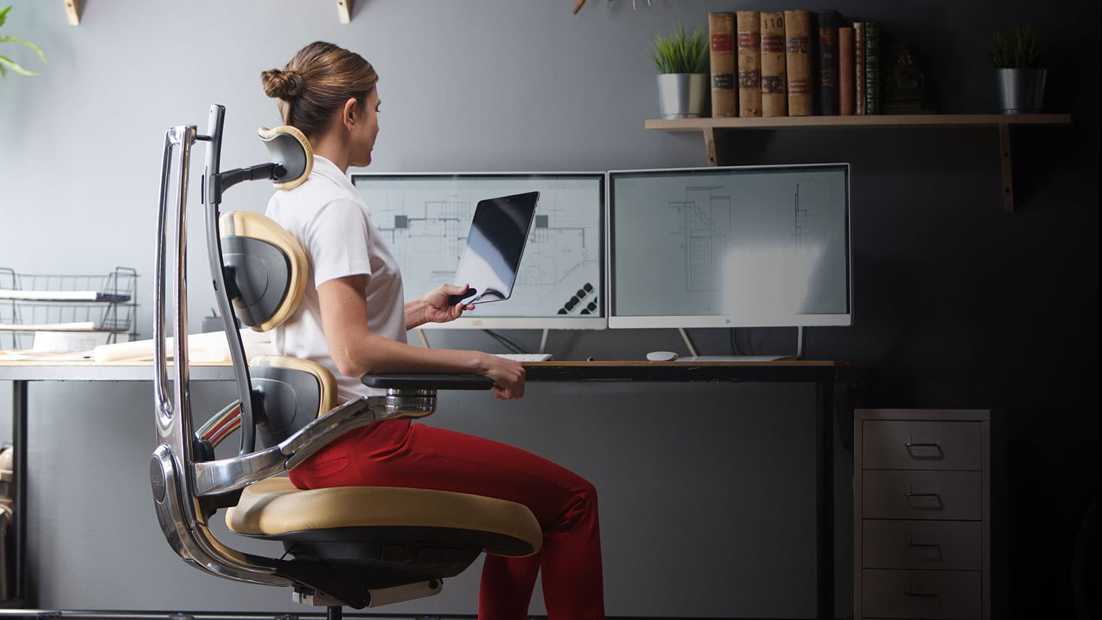 align1 solutions muuv ergonomic office chair